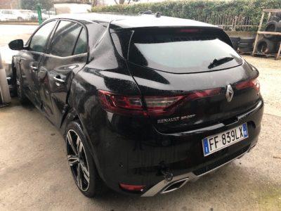 Macchine Incidentate Renault Megane Piemonte