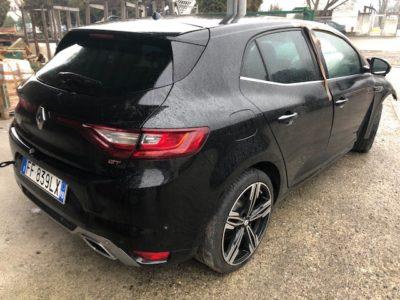 Autoveicolo Incidentato Renault Megane Piemonte