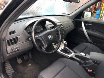 Ritiro Macchine Sinistrate BMW X3 Trentino Alto Adige