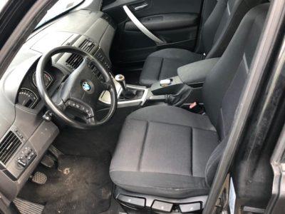 Ritiro Macchine Incidentate BMW X3 Trentino Alto Adige