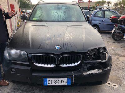 Macchine Incidentate BMW X3 Trentino Alto Adige