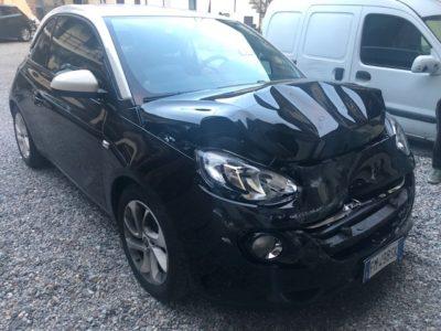 Auto Sinistrate Opel Adam Lombardia