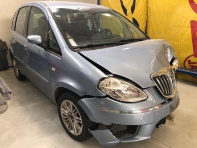 Macchine Incidentate Lancia Musa Friuli Venezia Giulia
