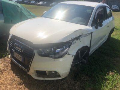 Audi A1 Incidentata