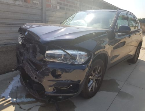BMW X5 | Auto Incidentate