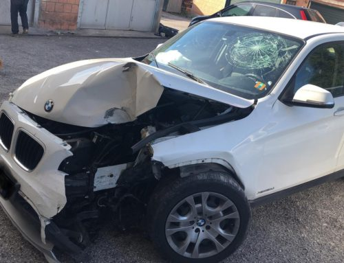 BMW X1 | Auto Incidentate
