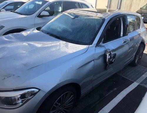BMW Serie 1 | Auto Incidentate