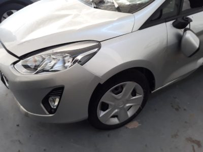 Ford Fiesta TDCI Auto Incidentata