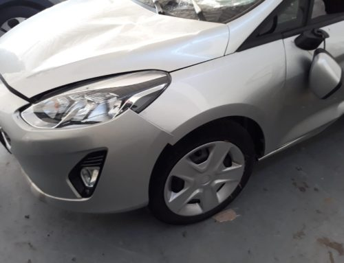 Ford Fiesta TDCI | Auto Incidentate