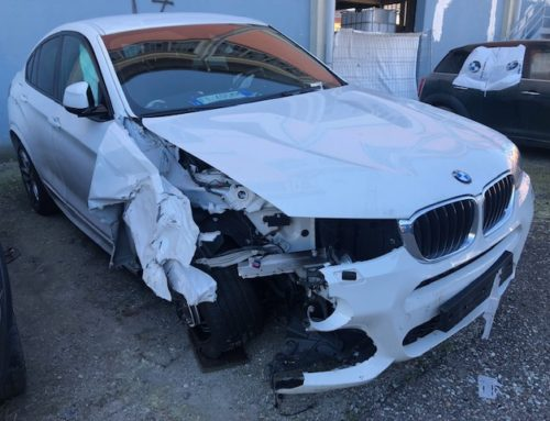 BMW X4 | Auto Incidentate