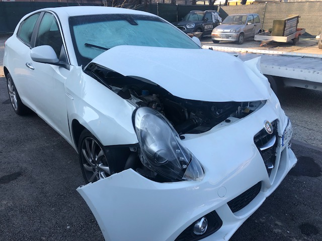 Auto Incidentate Umbria