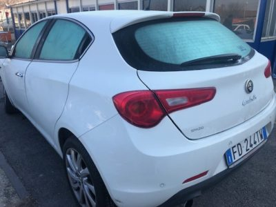 Alfa Romeo Giulietta Incidentata