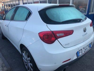 Alfa Romeo Giulietta Incidentata