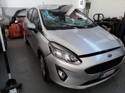 Ford Fiesta TDCI Auto Incidentata